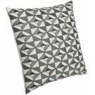 """Luxe Pillows Tile Embroidered Diamonds (23"""" x 23"""") Product Image"""