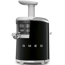 Smeg 50s Retro Style Design Aesthetic Slow Juicer, Black