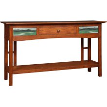 Oak 2019 Collector Edition Console Table