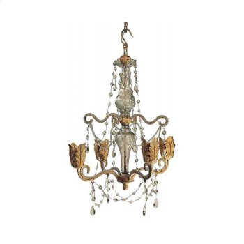 Claudine Chandelier Product Image