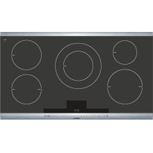 800 Series - Black with Stainless Steel Strips NIT8665UC