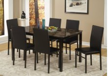 Luxor 7pc. Dining Set Collection
