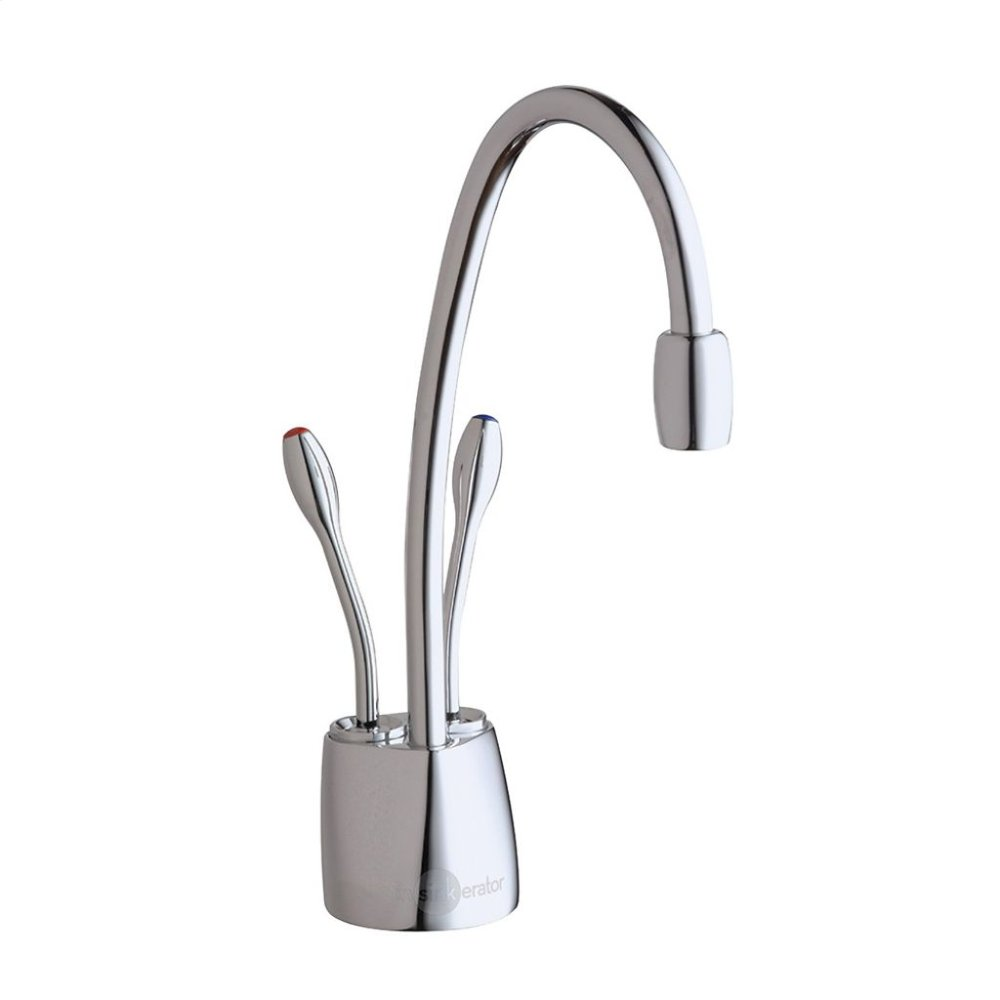 Indulge Contemporary Hot/Cool Faucet (F-HC1100-Chrome)  CHROME