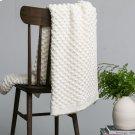 Tessa Throw - Soft White Product Image