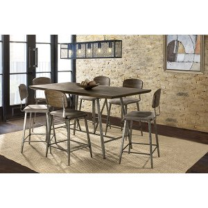 Hillsdale FurnitureAdams 7-piece Counter Height Dining Set