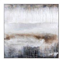 Misty Night Oil on Canvas