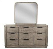 Precision Nine Drawer Dresser Gray Wash finish Product Image