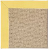 Creative Concepts-Cane Wicker Canvas Buttercup