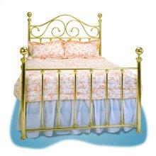 Serenity Brass Bed - #111