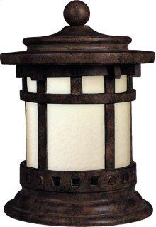 Santa Barbara LED 1-Light Outdoor Deck Lantern