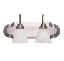 Summergrove 2 Light Bath Bar