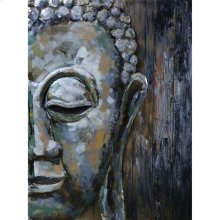 Buddha Face Wall Décor