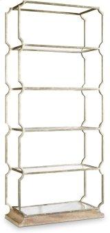 Melange Carter Metal Etagere Product Image