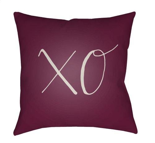 """Xoxo HEART-029 20"""" x 20"""""""
