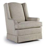 NATASHA Swivel Glide Chair Product Image