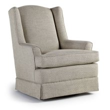 NATASHA Swivel Glide Chair