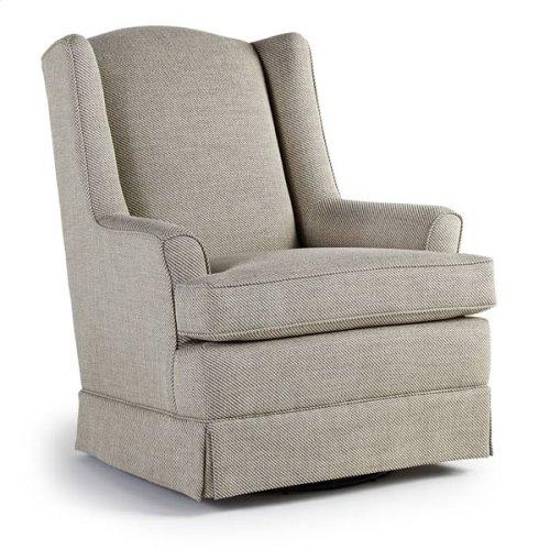 NATASHA Swivel Glide Chair