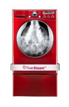 7.3 cu. ft. Ultra Large Capacity SteamDryer with Dual LED Display (Gas)