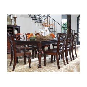 AshleyASHLEY MILLENNIUMRECT Dining Room EXT Table