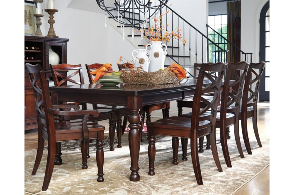 Ordinaire RECT Dining Room EXT Table