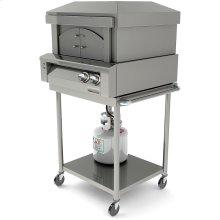 "30"" Basic Pizza Oven Cart"