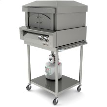 "30"" Basic Pizza Oven Cart"