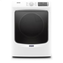 Maytag® Front Load Electric Dryer with Extra Power and Quick Dry cycle - 7.3 cu. ft. - White