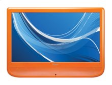 """Designer F-Series 22"""" LCD HDTV in Orange"""