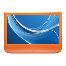 "Designer F-Series 22"" LCD HDTV in Orange"