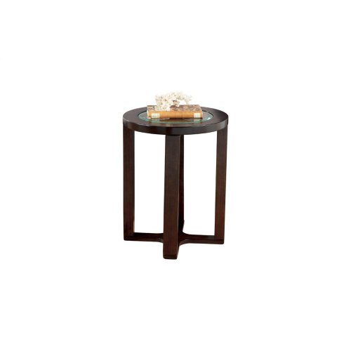 Marion Round End Table
