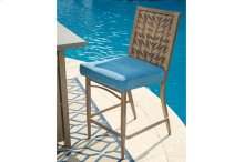 Barstool with Cushion (4/CN)