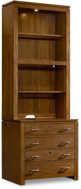 Viewpoint Open Hutch Product Image