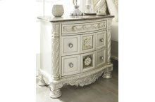 B750-93  Three Drawer Night Stand - Cassimore