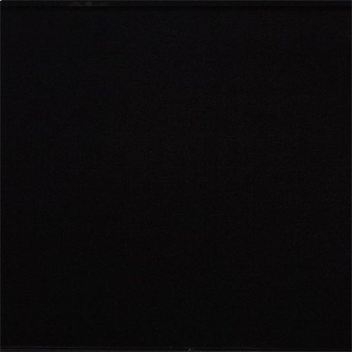King Metal Headboard - Black