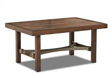 Trisha Yearwood Outdoor 40 X 72 High Dining Table