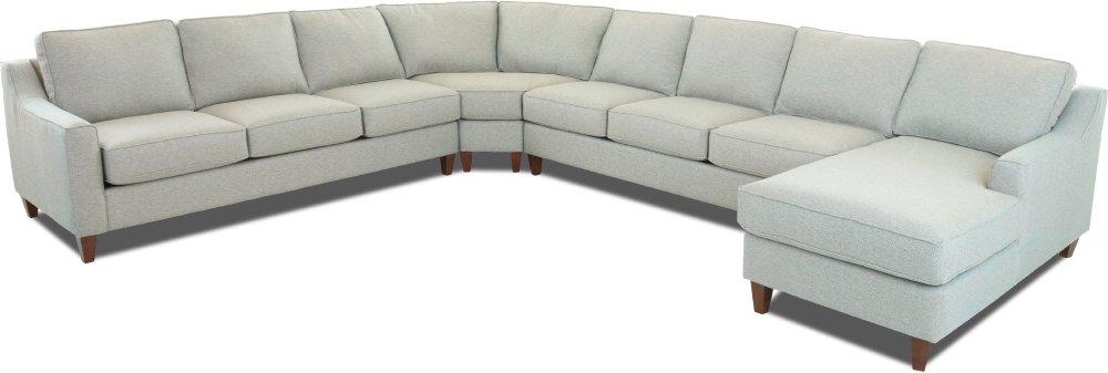 Dwell Living Room Jesper Sectional G2400 SECT Hidden