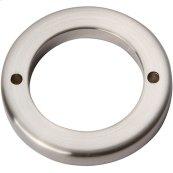 Tableau Round Base 1 13/16 Inch - Brushed Nickel