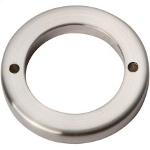 Tableau Round Base 1 13/16 Inch - Brushed Nickel