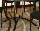 Electra Black Table Base Product Image