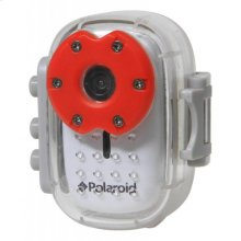 Polaroid XS10 HD 720p Micro Waterproof Sports Action Camera , Mounting Kit Included