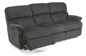 Chicago Fabric Power Reclining Sofa