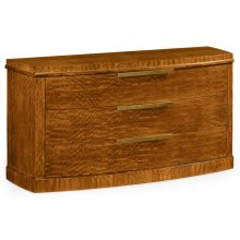 Contemporary Three-Drawer Chest