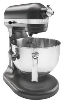 Pro 600 Series 6 Quart Bowl-Lift Stand Mixer - Dark Pewter