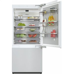 MieleKF 2901 Vi MasterCool fridge-freezer For high-end design and technology on a large scale.