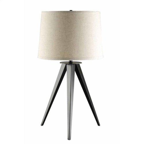 Industrial Tripod Table Lamp