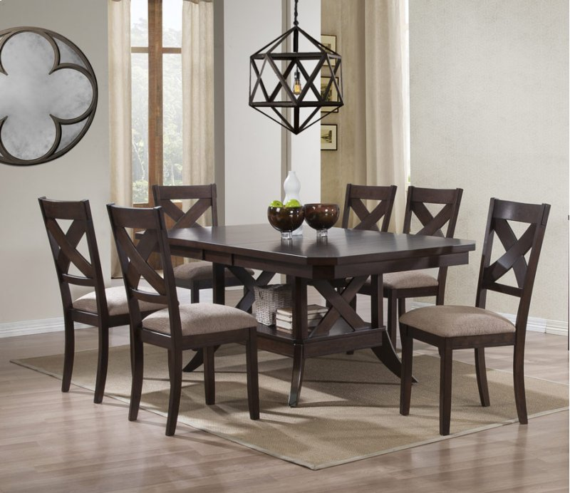 D51410k In By Emerald Home Furnishings In Brainerd Mn Dining