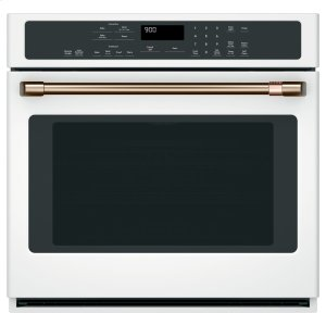 "Cafe AppliancesCaf(eback) 30"" Built-In Single Convection Wall Oven"