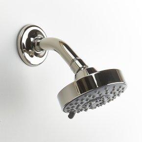 Polished Nickel River (Series 17) Shower Head