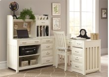 Complete Desk Set w Mobile