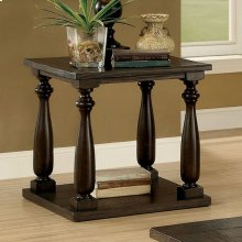 Luan End Table